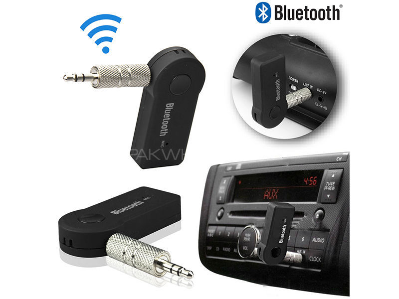 Bluetooth Receiver Adapter in Lahore