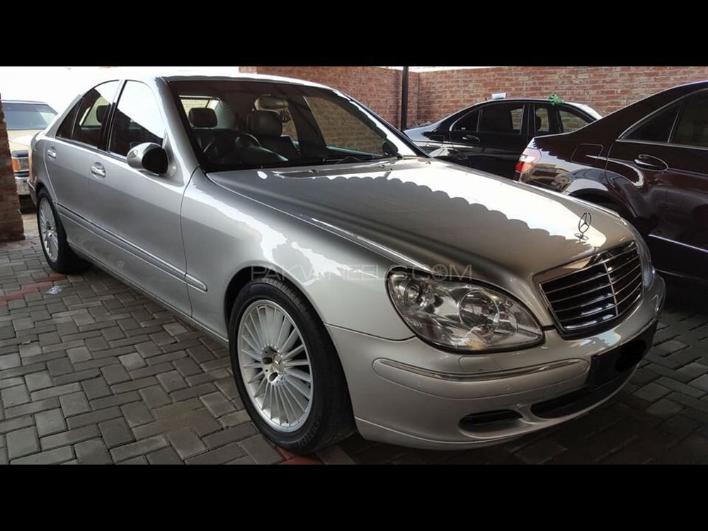 Mercedes benz s class s350 2004 for sale in lahore pakwheels for Mercedes benz s class 2004
