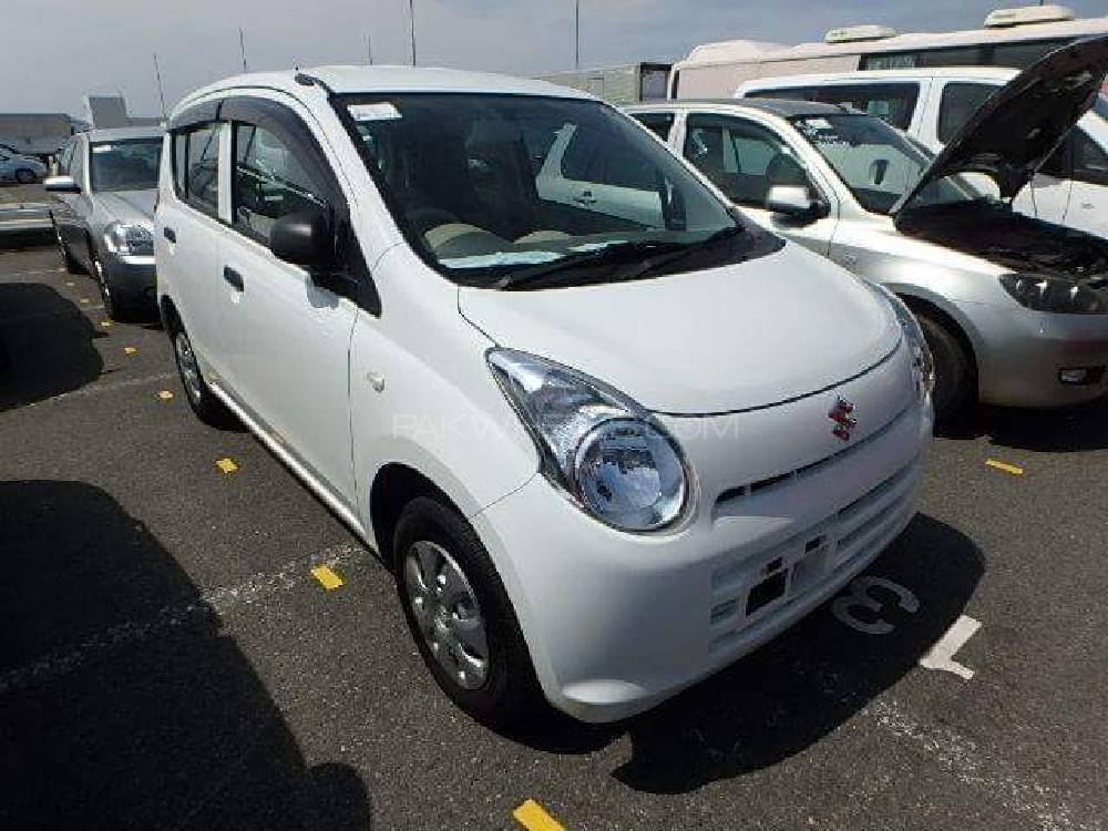 Suzuki Alto L 2014 Image-1