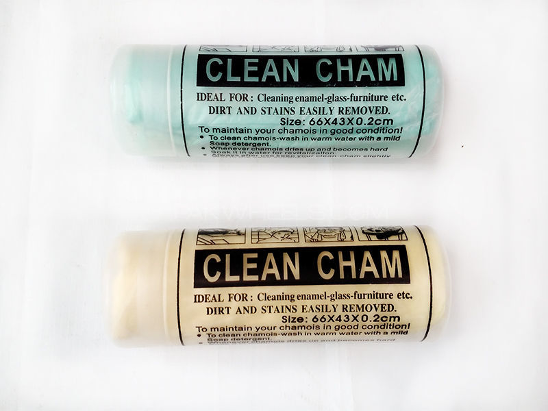 Clean Chams Cleaning Cloth  Image-1
