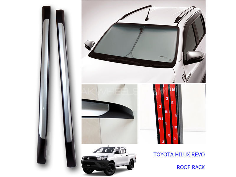 Toyota Hilux Roof Rack in Lahore