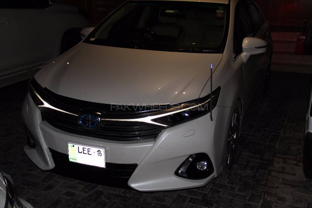 Toyota Sai 2013 For Sale In Lahore Pakwheels