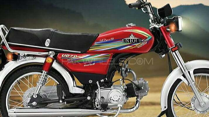 Used Unique UD 70 2017 Bike for sale in Rawalpindi ...