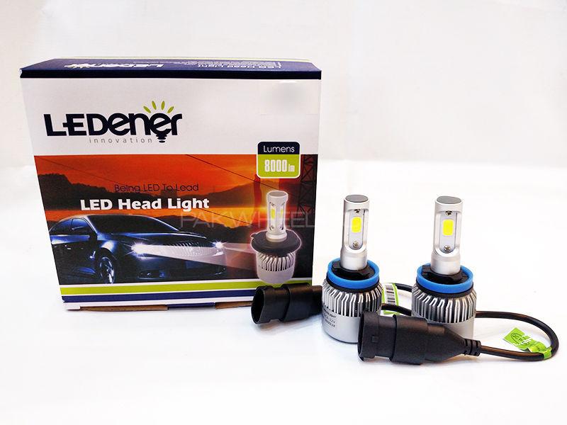 Ledener LED Tubes 8000Lumens -H4 in Lahore