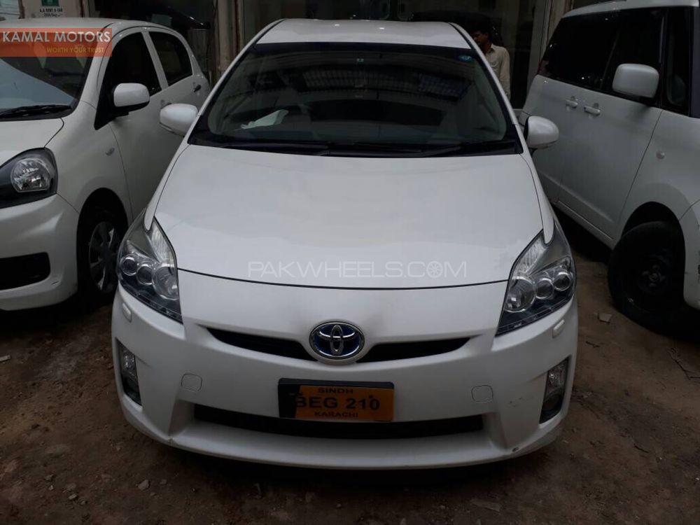 Toyota Prius S Touring Selection 1.8 2010 Image-1