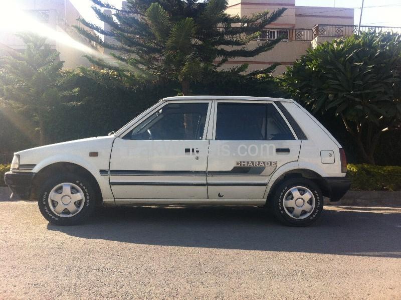 Daihatsu Charade 1985 Image-3