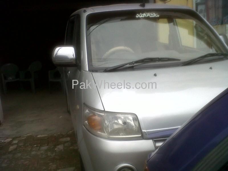 Suzuki APV GLX (CNG) 2002 Image-1