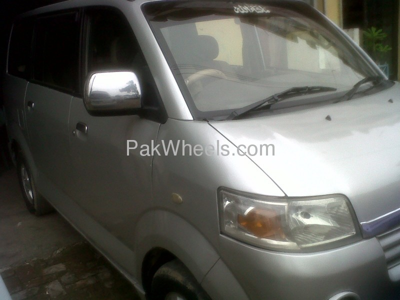 Suzuki APV GLX (CNG) 2002 Image-2