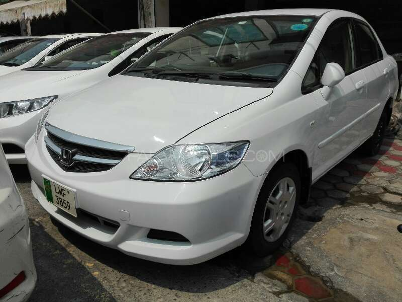 Honda City I Dsi Vario 2006 For Sale In Lahore Pakwheels