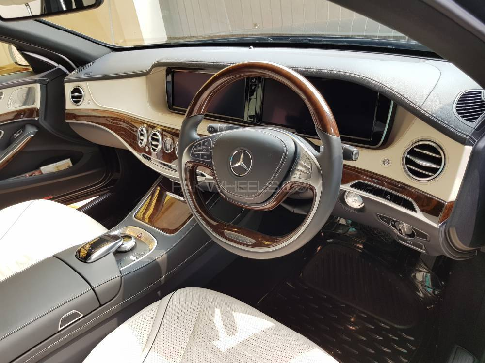 mercedes benz s class s400 hybrid 2017 for sale in islamabad pakwheels. Black Bedroom Furniture Sets. Home Design Ideas