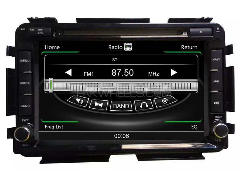 Premier HD Headunit For Honda Vazel in Lahore