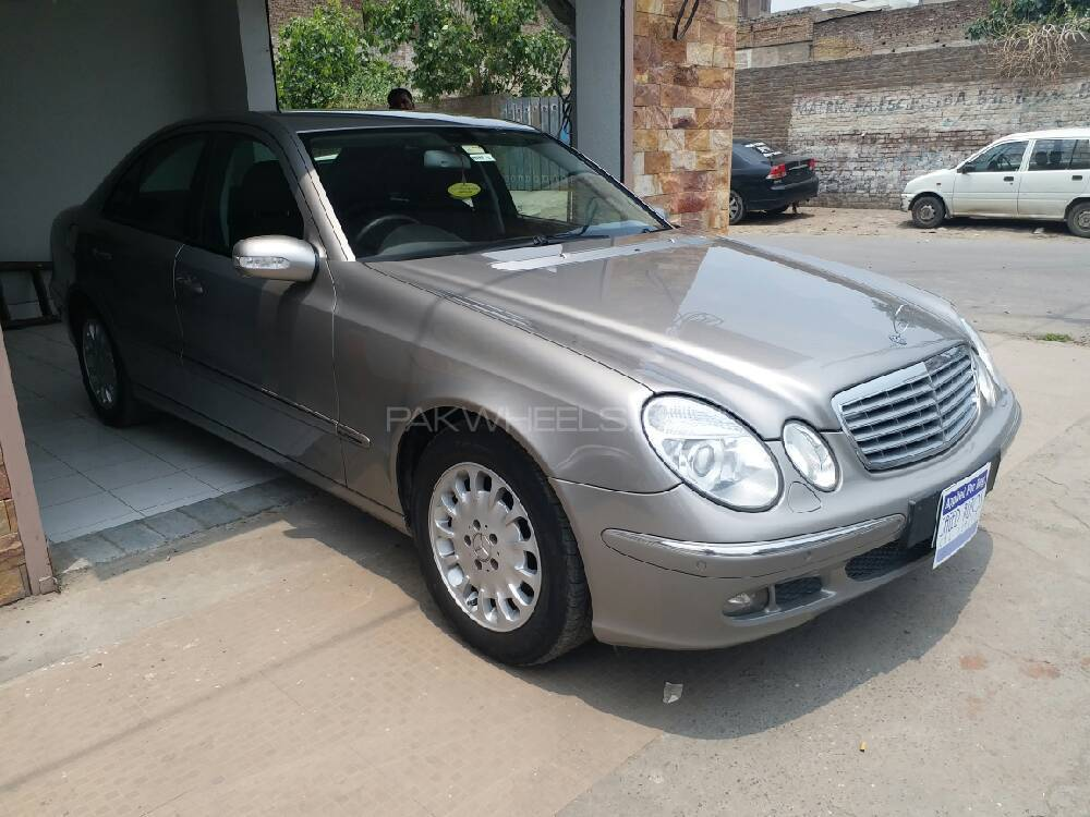 Mercedes Benz E Series 2006 For Sale In Faisalabad Pakwheels