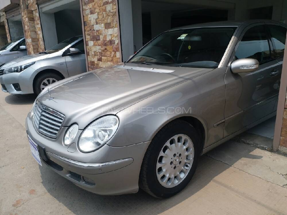 Mercedes benz e series 2006 for sale in faisalabad pakwheels for New e series mercedes benz