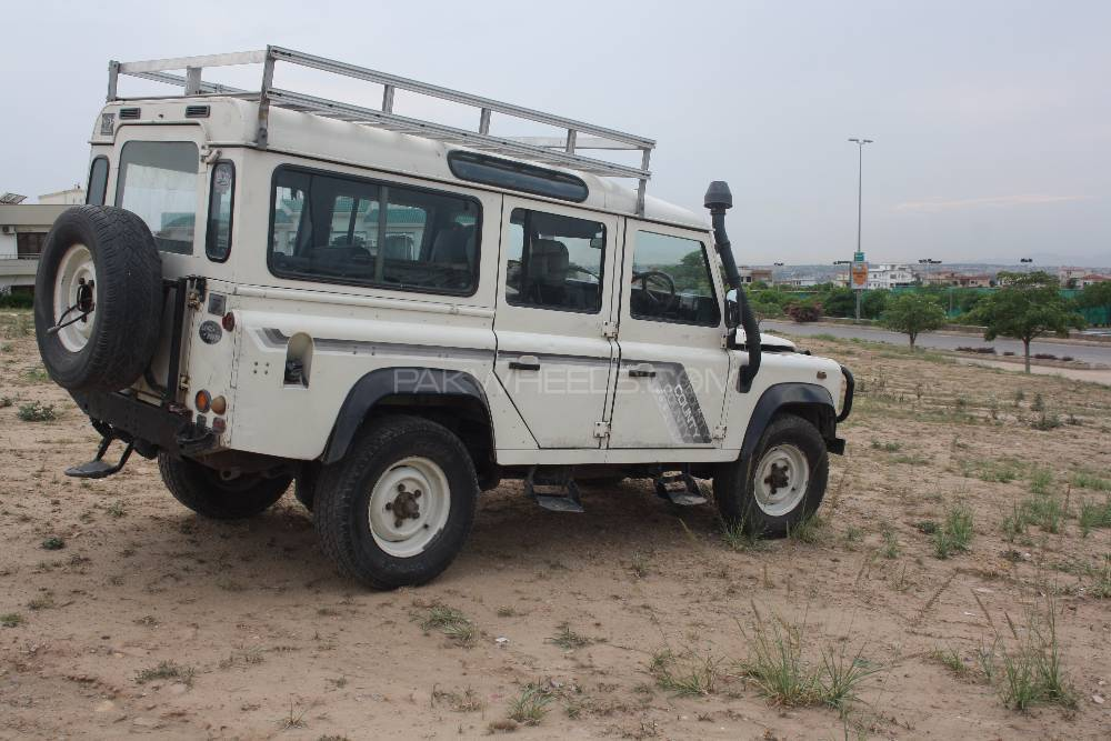 Land Rover Defender 110 Sw 1989 For Sale In Islamabad