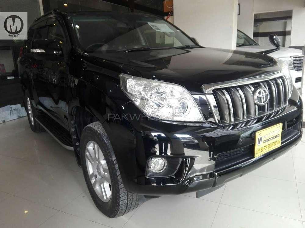 Toyota Prado TZ 4.0 2012 Image-1