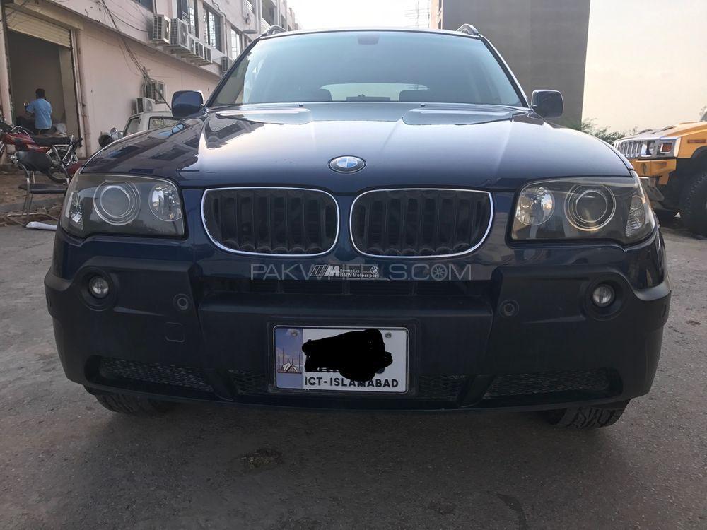 BMW X3 Series 25i 2006 Image-1