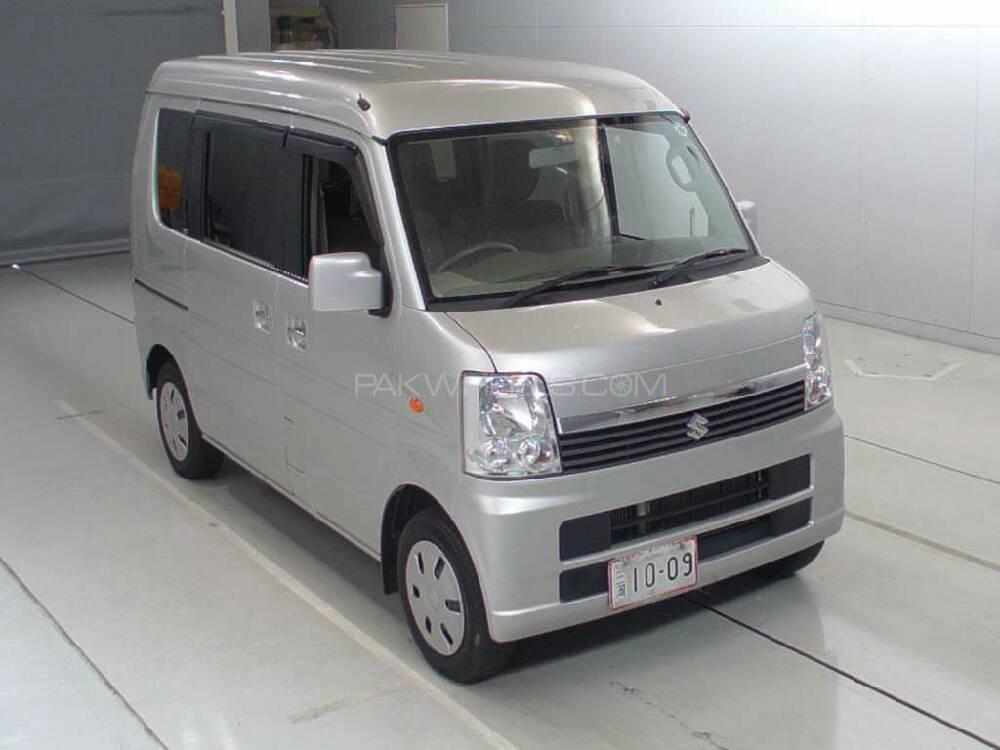 Suzuki Every Wagon JP Turbo 2014 Image-1