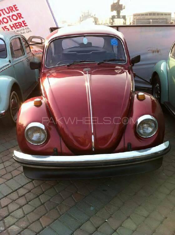 Volkswagen Beetle 1971 Image-1