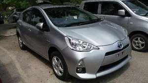 Toyota Aqua G 2013 Image-1
