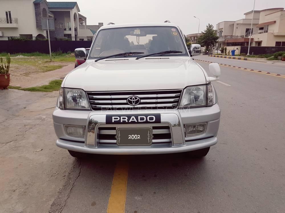 Toyota Prado TX Limited 3.0D 2002 Image-1