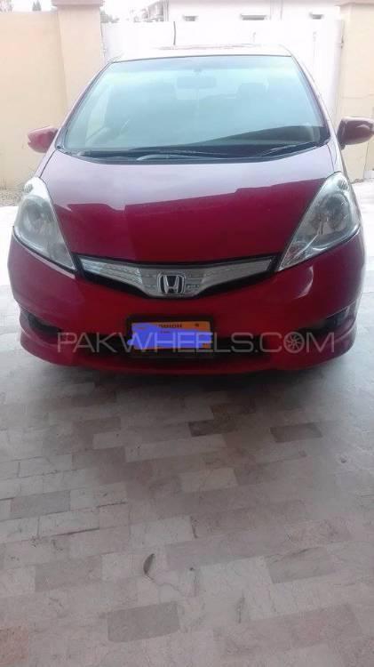 Honda Fit Smart Selection 2011 Image-1