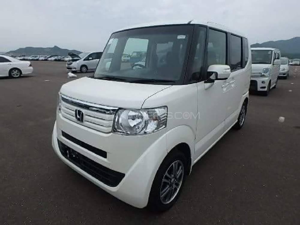 Honda N Box Plus G 2014 Image-1