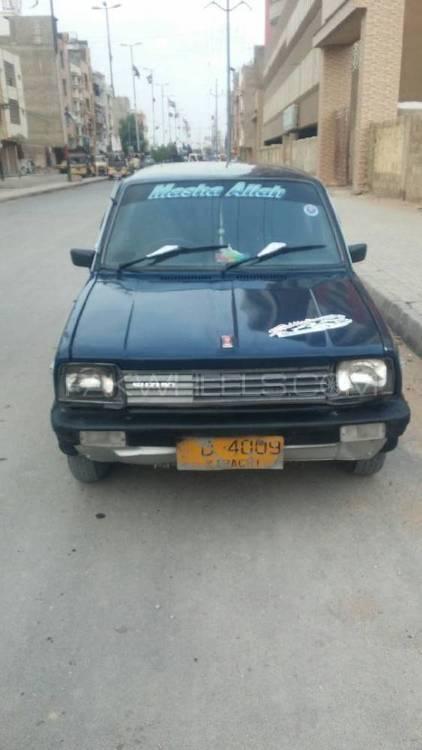 Suzuki FX GA 1982 Image-1