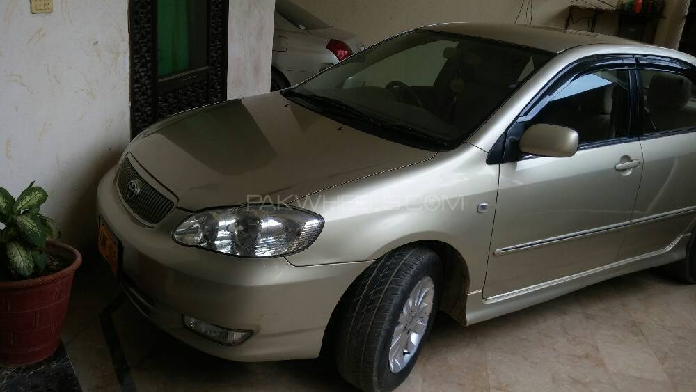 Toyota Corolla 2.0D Special Edition 2006 Image-1