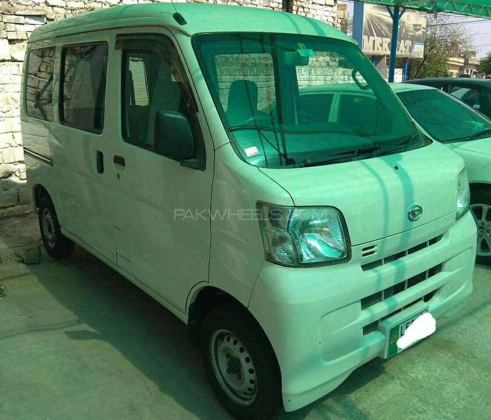 Daihatsu Hijet: Daihatsu Hijet Basegrade 2012 For Sale In Rawalpindi