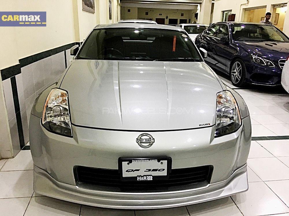 Nissan 350Z 2005 Image-1