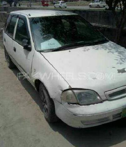 Suzuki Cultus 2000 Image-1