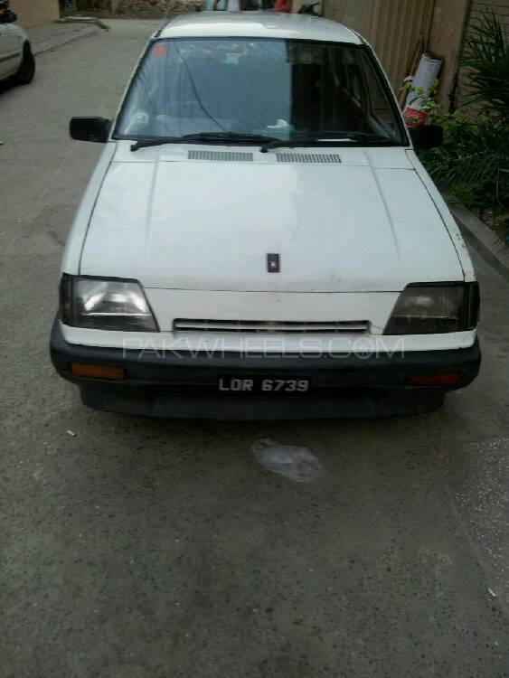 Suzuki Khyber GA 1993 Image-1