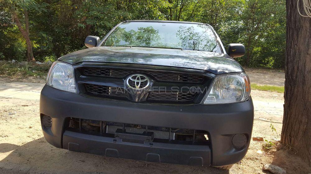 Toyota Hilux 4x2 Single Cab Up Spec 2007 Image-1