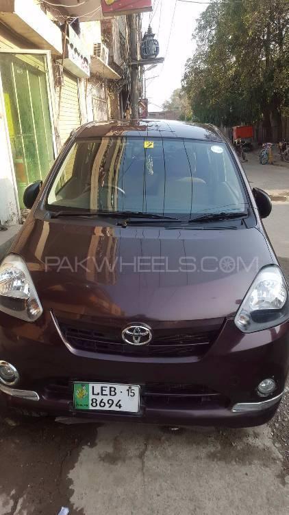 Toyota Pixis 2012 Image-1