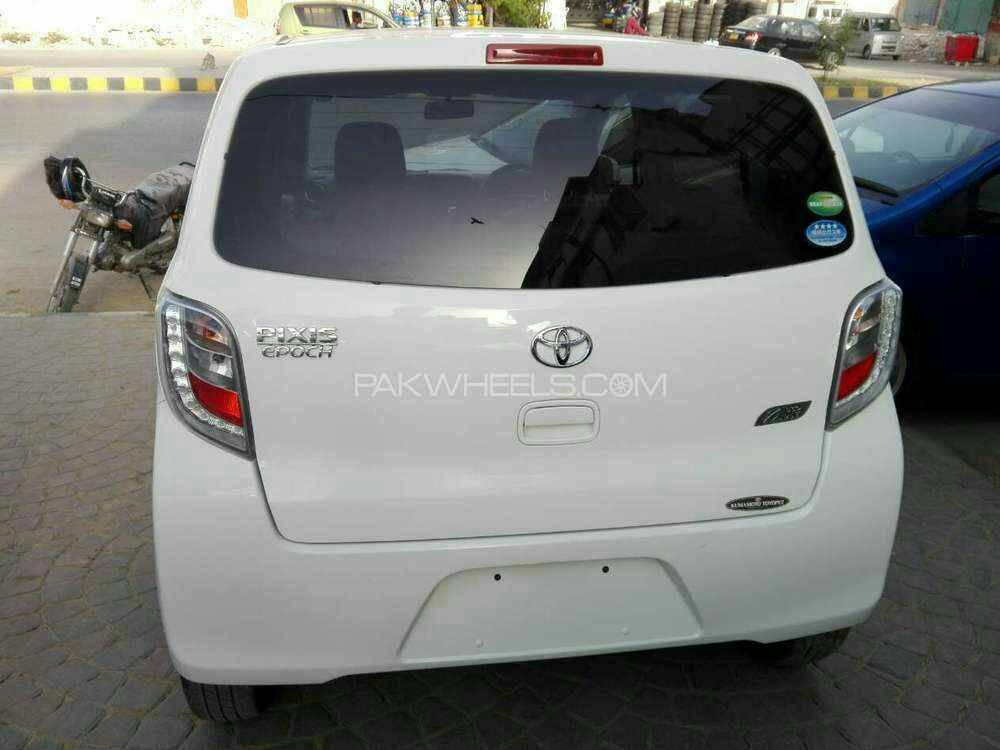 Daihatsu Mira G Smart Drive Package 2012 Image-1