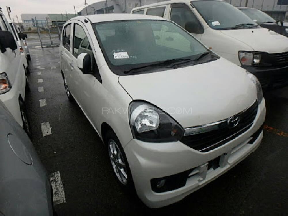 Toyota Pixis Epoch X 2012 Image-1