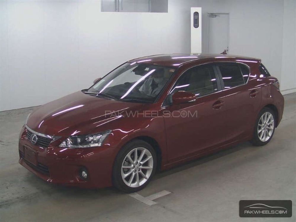 Lexus CT200h Version C 2013 Image-1
