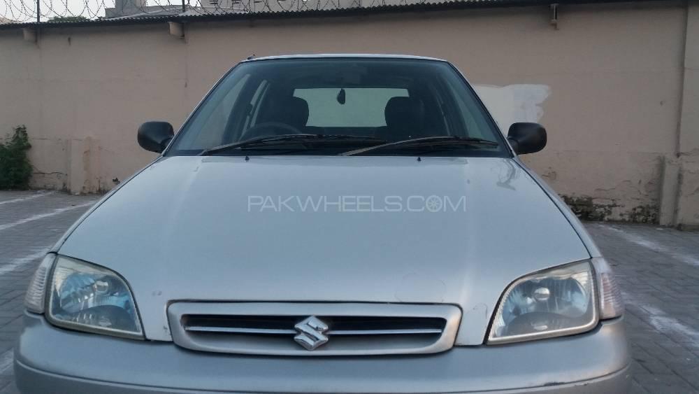Suzuki Cultus 2004 Image-1