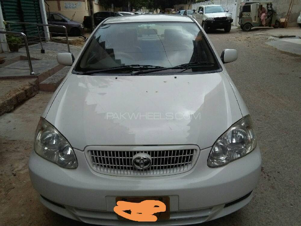 toyota corolla xli 2006 for sale in karachi pakwheels. Black Bedroom Furniture Sets. Home Design Ideas