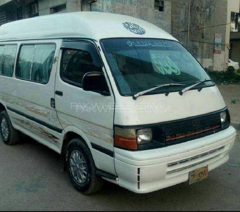 Toyota Hiace GL 1994 Image-1