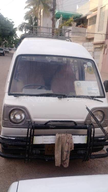 Suzuki Bolan 1995 Image-1