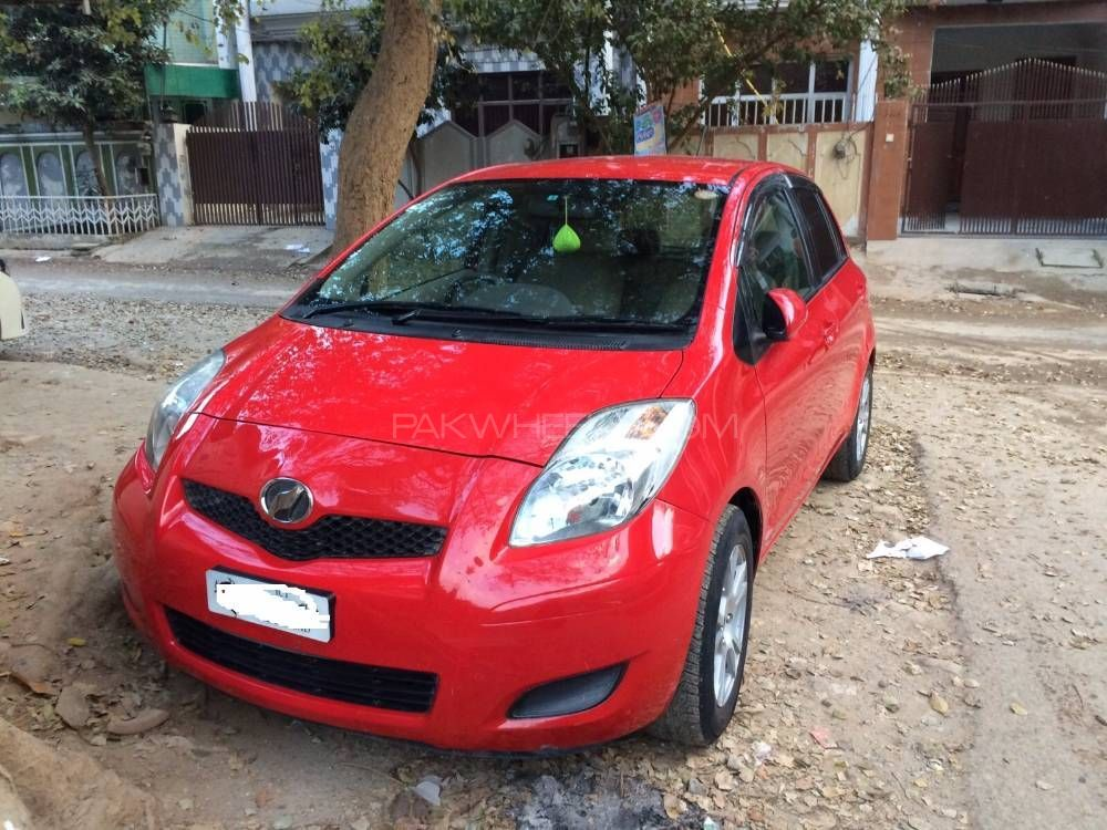 Toyota Vitz Jewela Smart Stop Package 1 0 2011 For Sale In