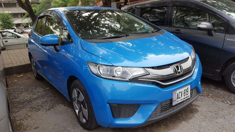 Honda Fit Base Grade 1.5 2014 Image-1