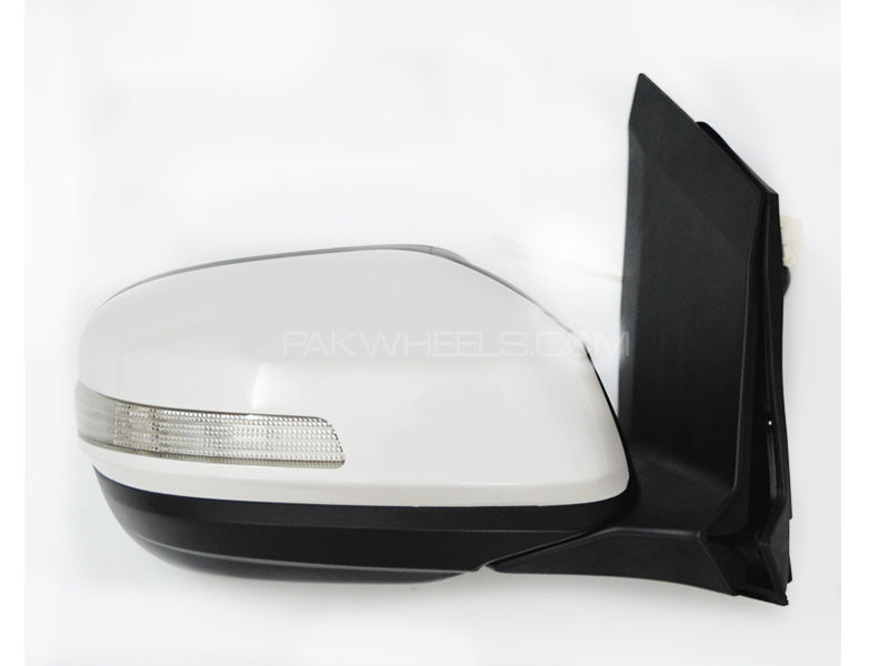 Side Mirror Complete With Light Honda City 2009-2017 Image-1