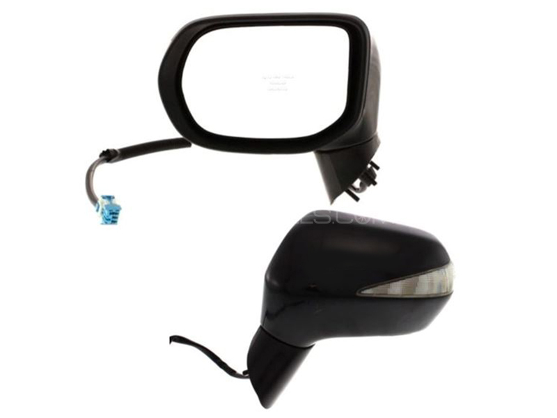 Side Mirror Complete With Light Honda Civic 2006-2012- 1pc in Lahore