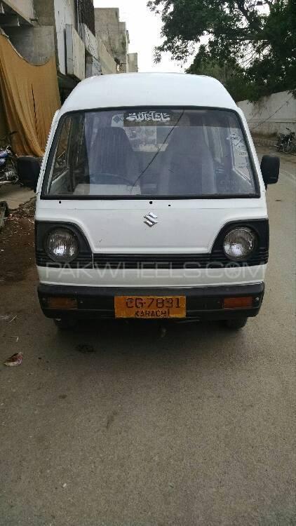 Suzuki Bolan VX (CNG) 1992 Image-1