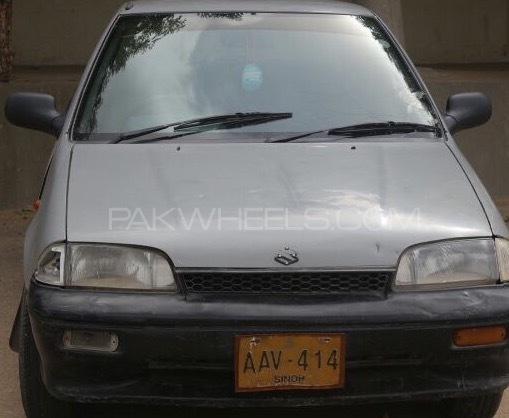 Suzuki Margalla GLX 1999 Image-1