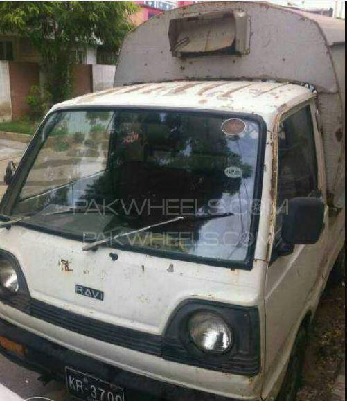 Suzuki Ravi 1997 Image-1
