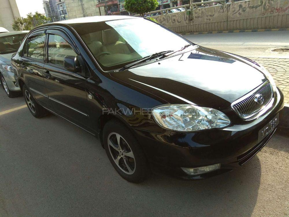 Toyota Corolla 2.0D 2007 Image-1