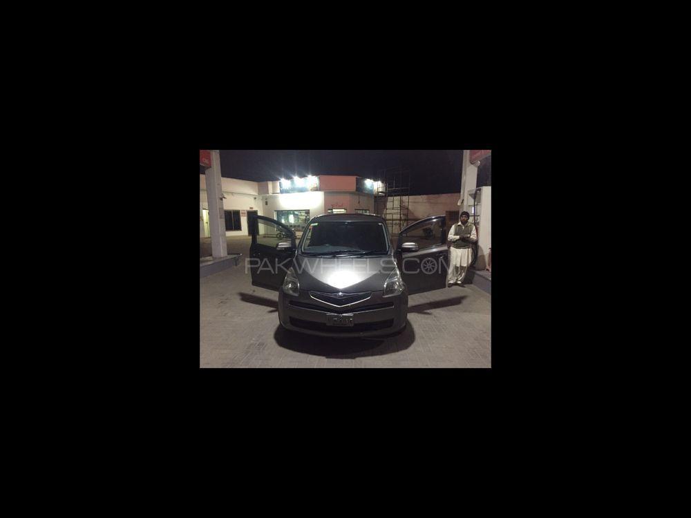 Toyota Ractis 1.5S 2007 Image-1